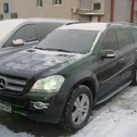 Автомобиль Mercedes-benz GL 450 4MATIC